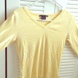 A Ralph Lauren shirt